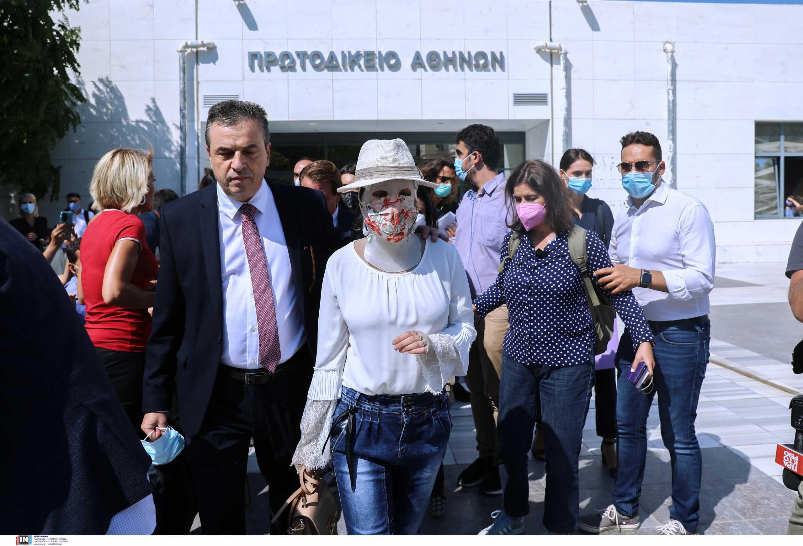 Ιωάννα Παλιοσπύρου – Δίκη για επίθεση με βιτριόλι: Ενδείξεις για ακόμη δύο πρόσωπα