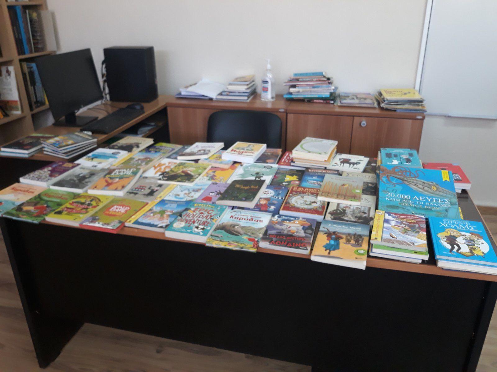 Ρόδος: Βιβλία στα παιδιά στον Αρχάγγελο έστειλε το πρωθυπουργικό γραφείο