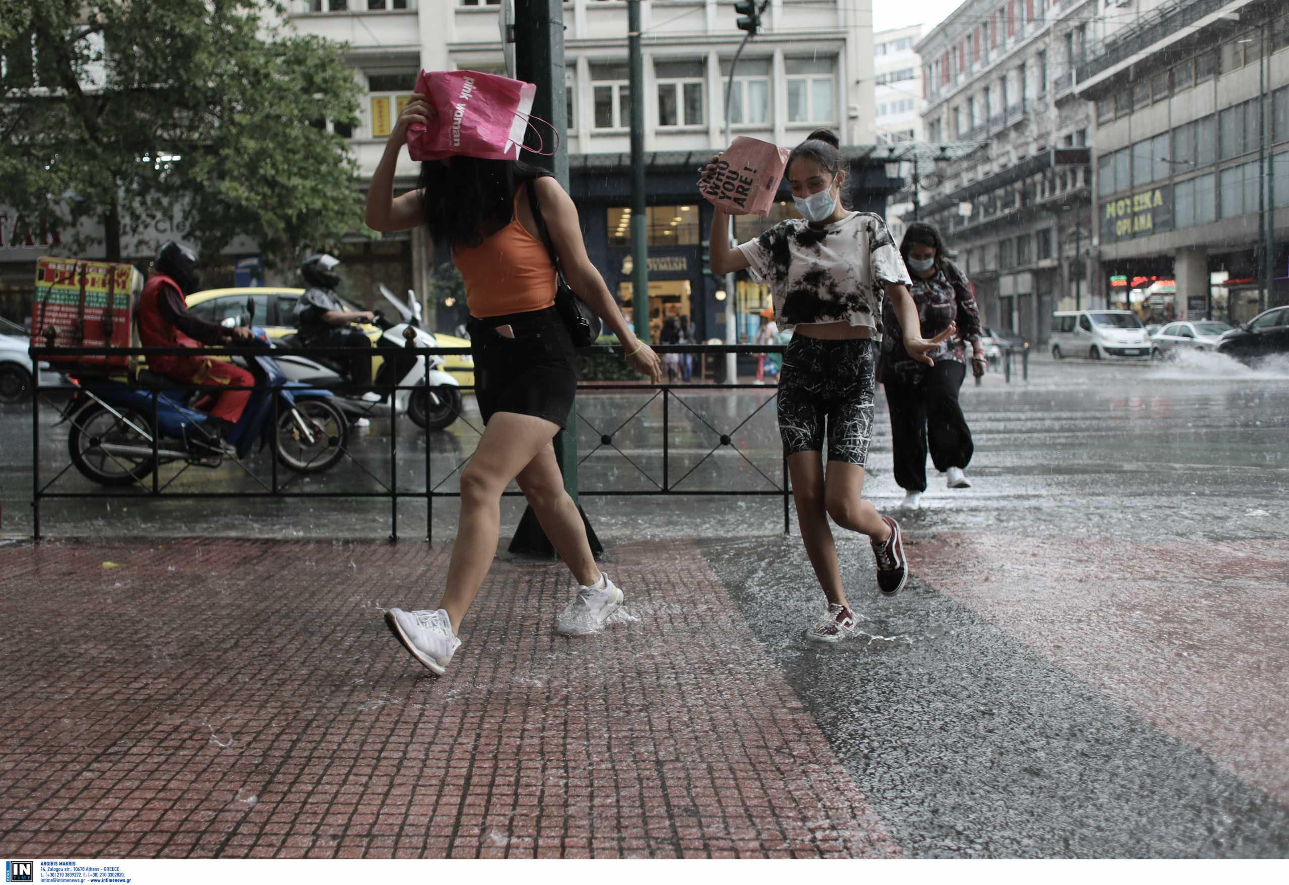Καιρός – meteo: Άνοδος της θερμοκρασίας και τοπικές βροχές