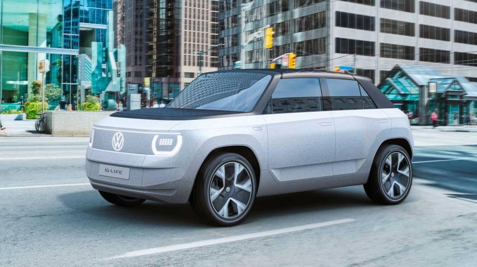 Αυτό είναι το μικρό ηλεκτρικό της Volkswagen που θα έρθει με τιμή κάτω από τα €20.000