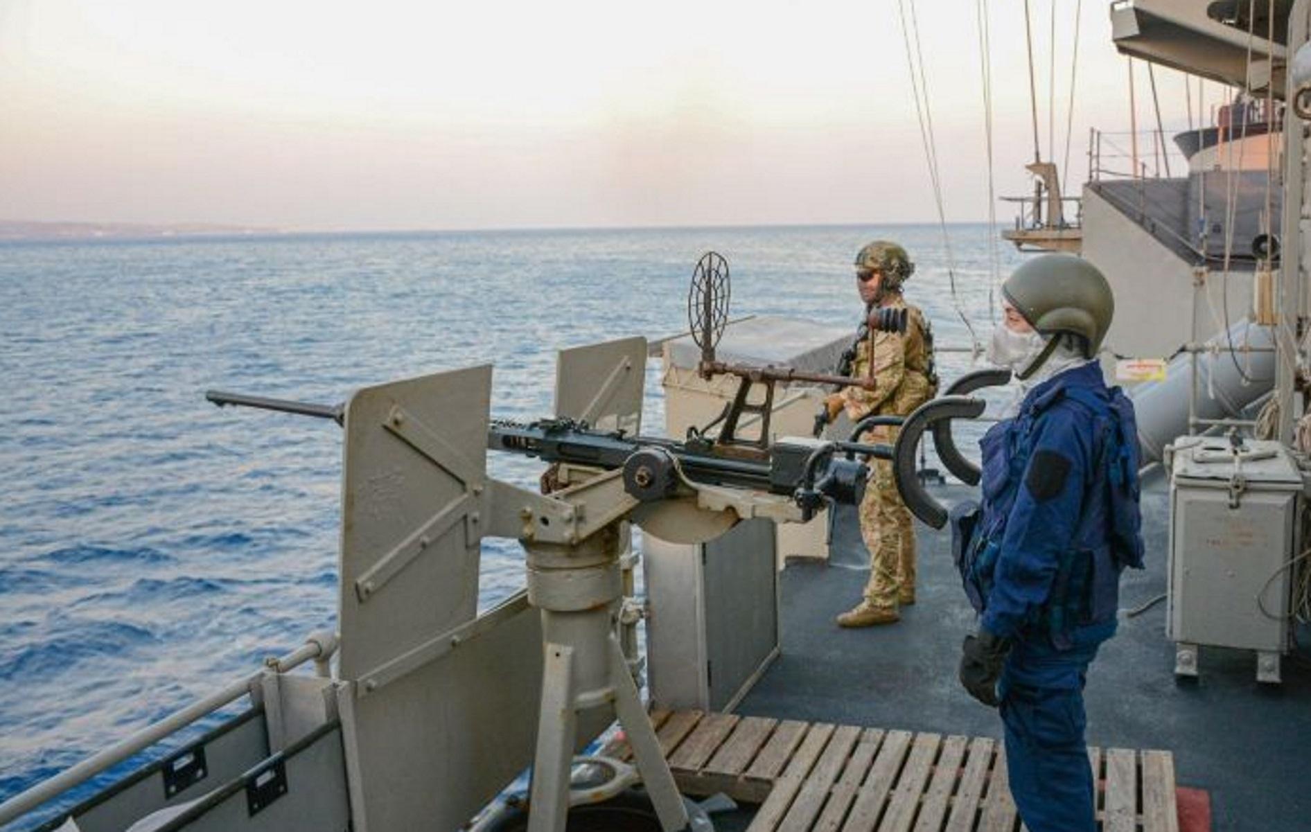 EUNOMIA: Η τετραμερής συμμαχική άσκηση «κλειδώνει» την ανατολική Μεσόγειο!