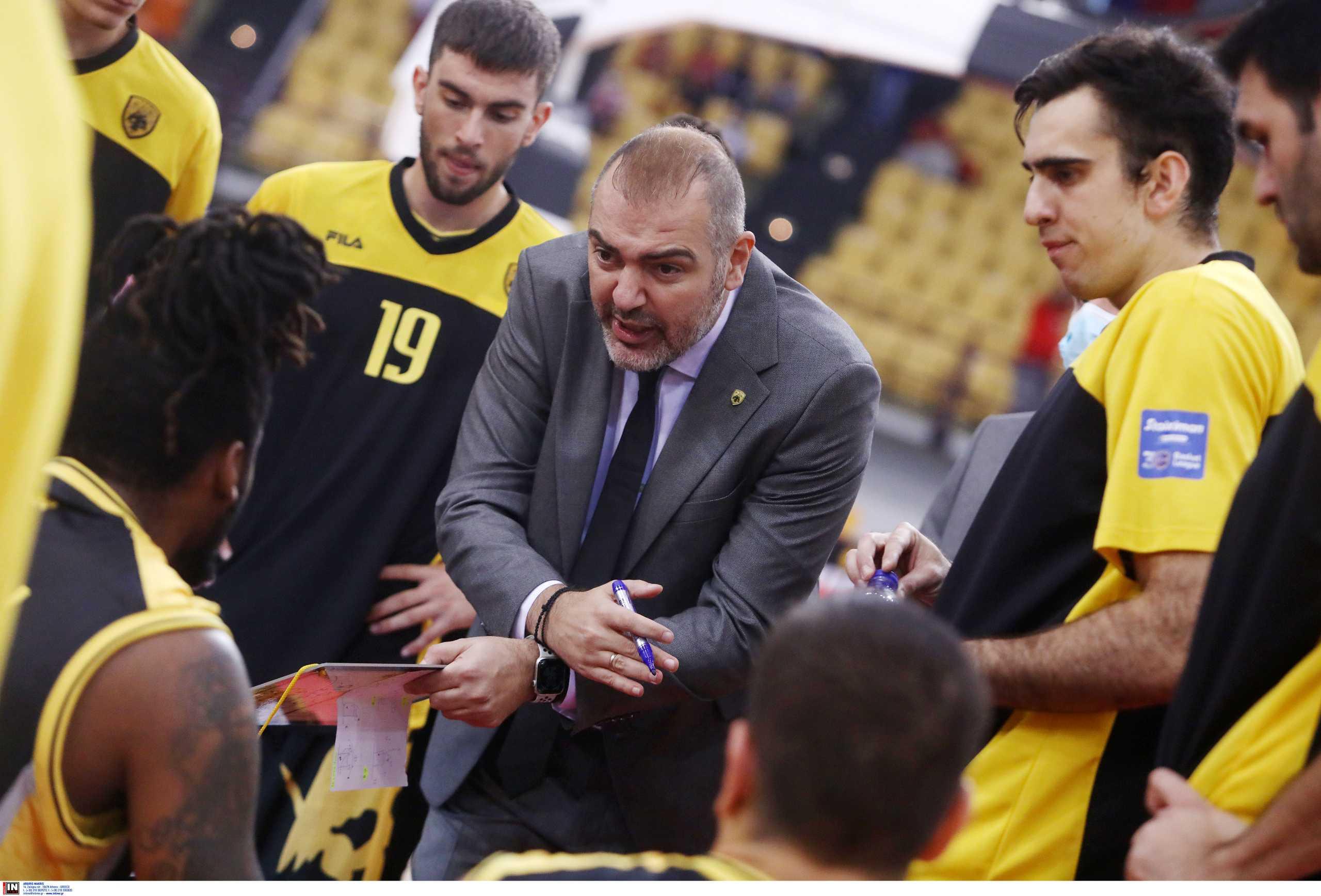 Σομπατέλι – ΑΕΚ 83-78: Μπήκε με ήττα και στο Basketball Champions League