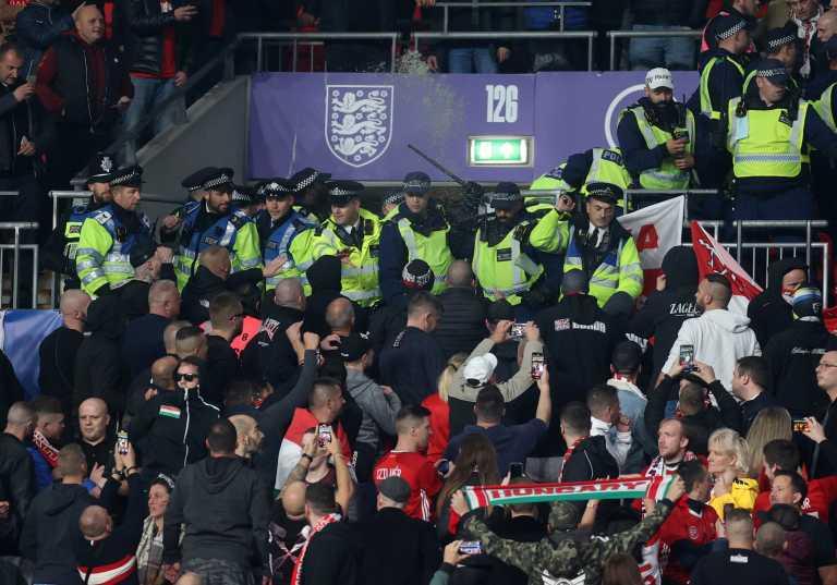 Αγγλία: Δύο αγωνιστικές και πρόστιμο για τα επεισόδια στον τελικό του Euro 2020
