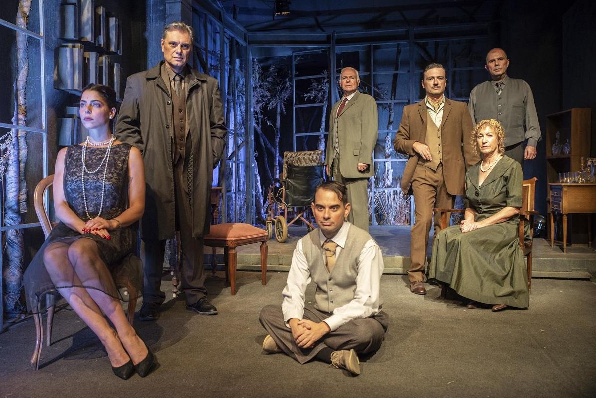 Θέατρο: «Ο απρόσκλητος επισκέπτης» της Άγκαθα Κρίστι