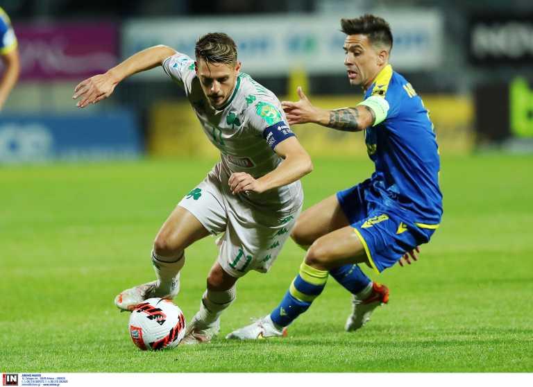 Αστέρας Τρίπολης - Παναθηναϊκός 2-1 ΤΕΛΙΚΟ!