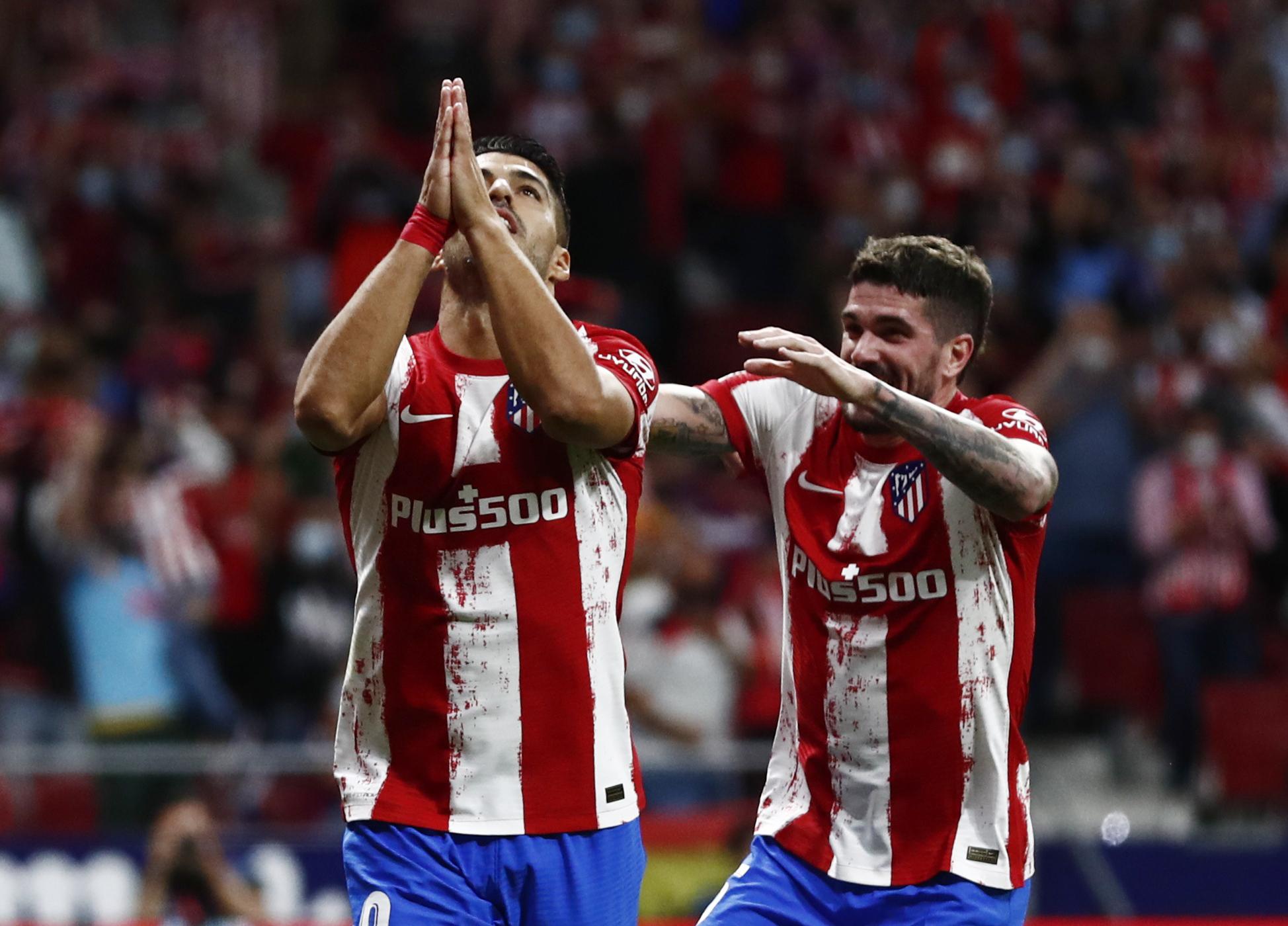 La Liga, Ατλέτικο Μαδρίτης – Μπαρτσελόνα: Ο Σουάρες σκόραρε κατά της παλιάς του ομάδας