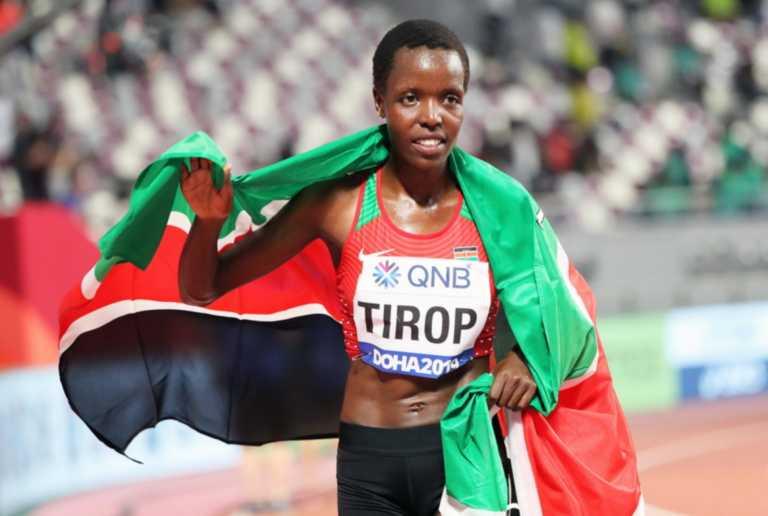 Αγκνες Τιρόπ: Μαχαιρώθηκε στο λαιμό η Κενυάτισσα Ολυμπιονίκης – Δεν έχει συλληφθεί ο ύποπτος