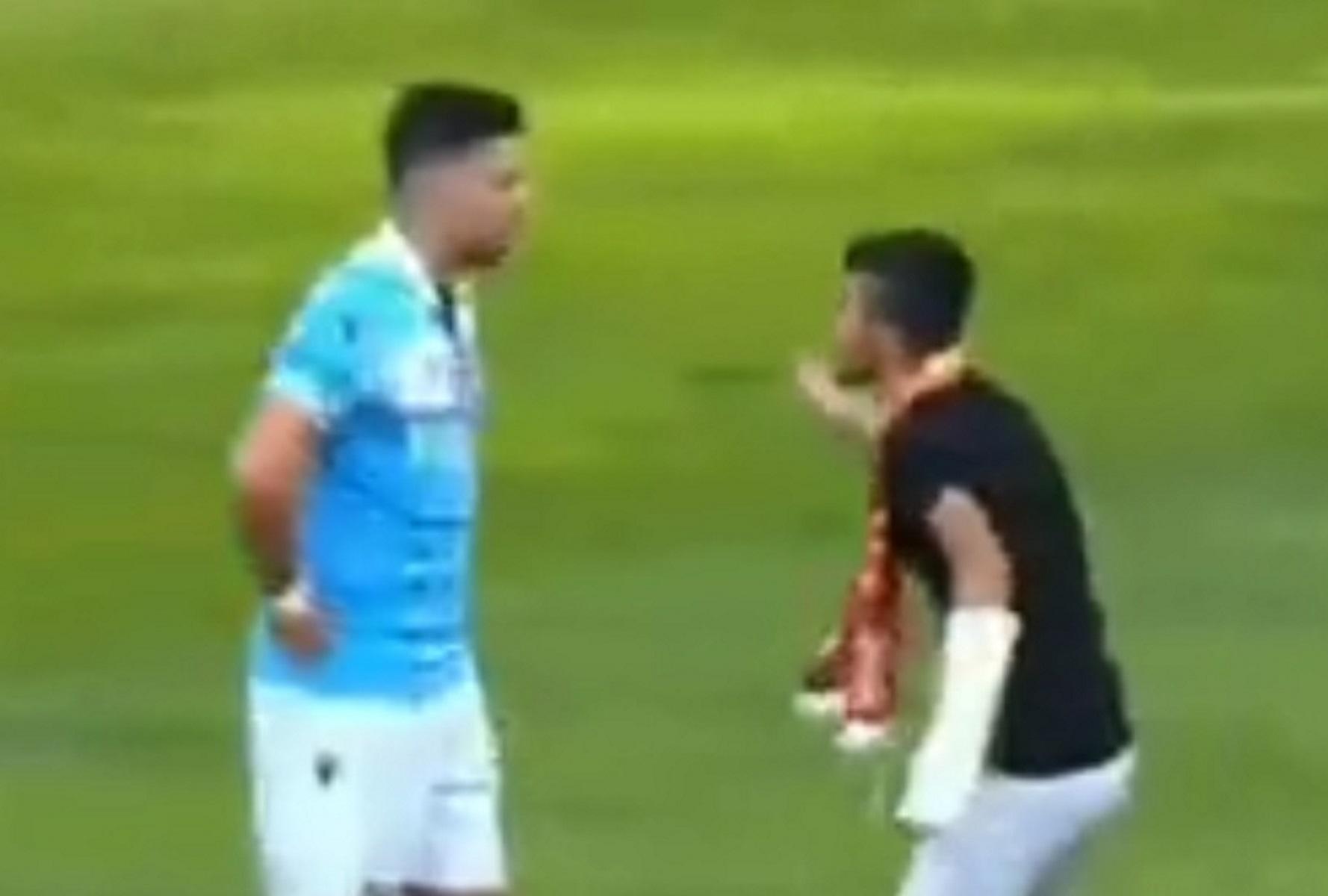 Τάσος Μπακασέτας: Του την «έπεσε» οπαδός της Καϊσέρισπορ επειδή σκόραρε κατά της ομάδας του