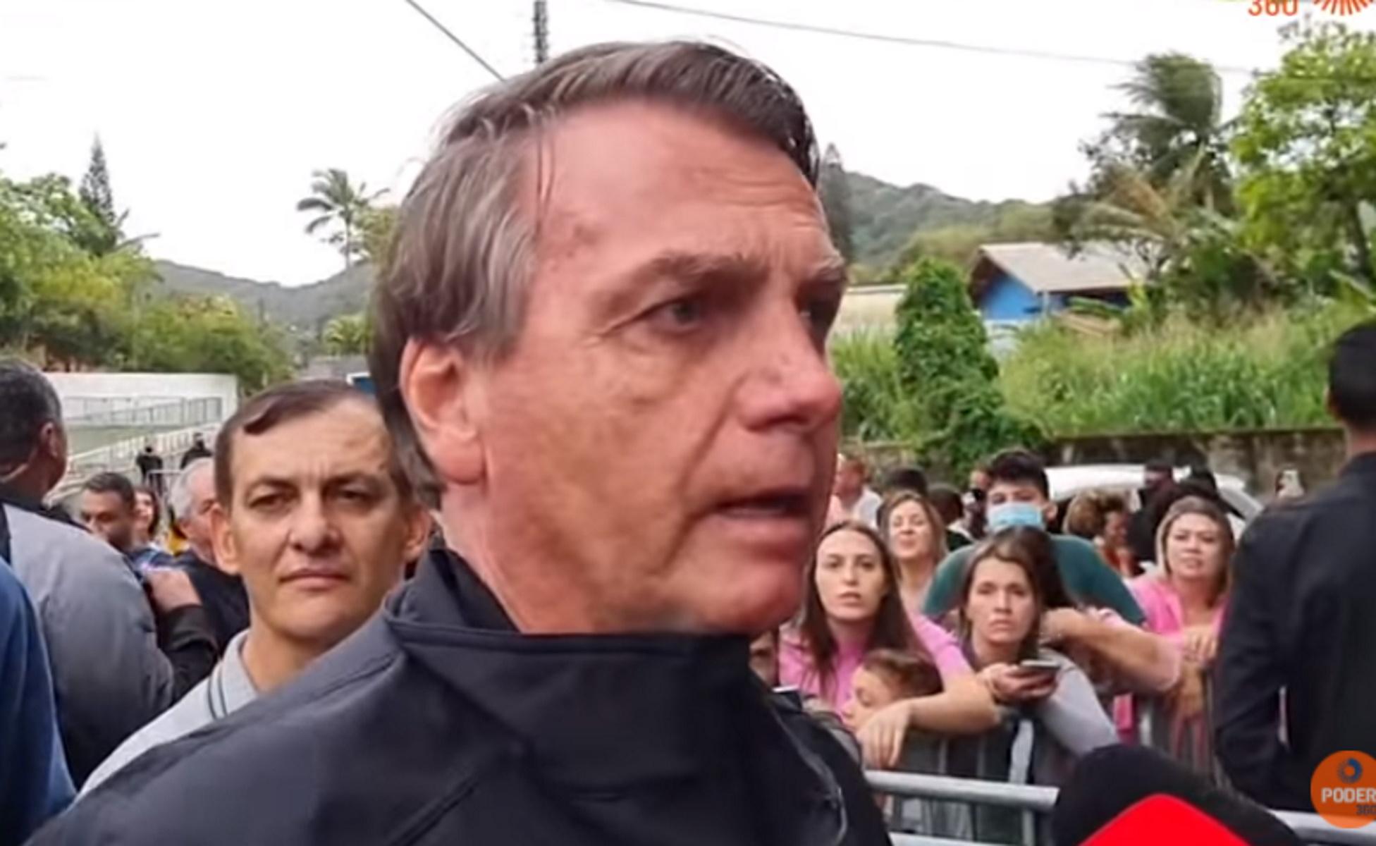 Μπολσονάρο: Απαγορεύτηκε η είσοδος στον ανεμβολίαστο πρόεδρο της Βραζιλίας στο Σάντος – Γκρέμιο