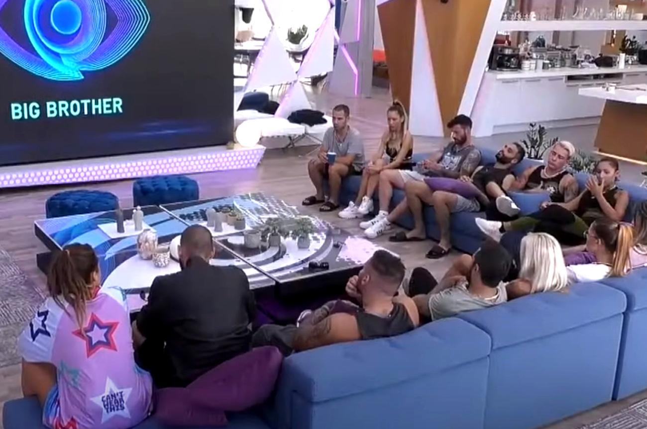 Big Brother: Η Βιολέτα αποφασίζει να αποχωρήσει από το σπίτι