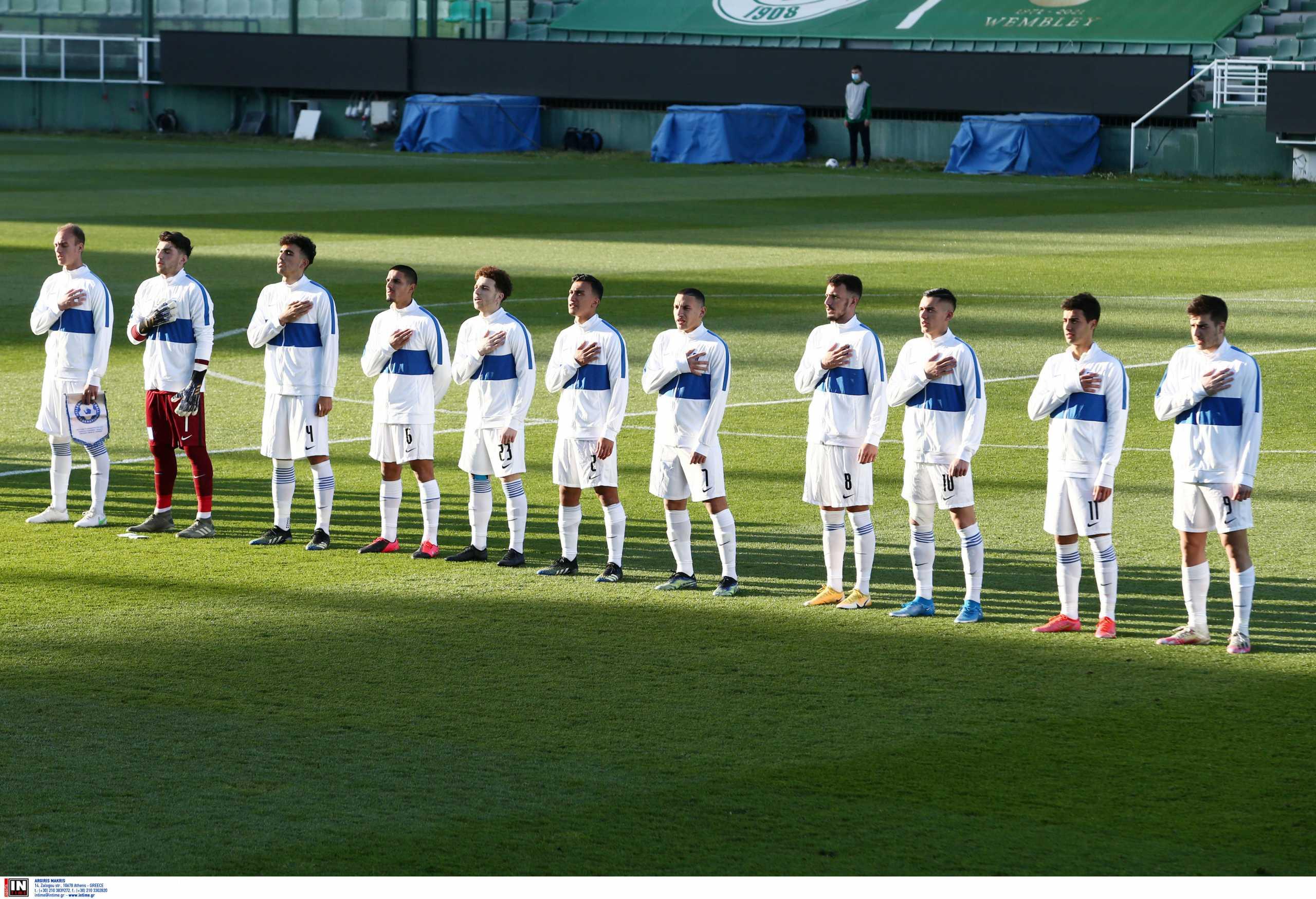 Εθνική Ελπίδων: «Σωρεία θετικών κρουσμάτων κορονοϊού, προς αναβολή το ματς με Κύπρο»