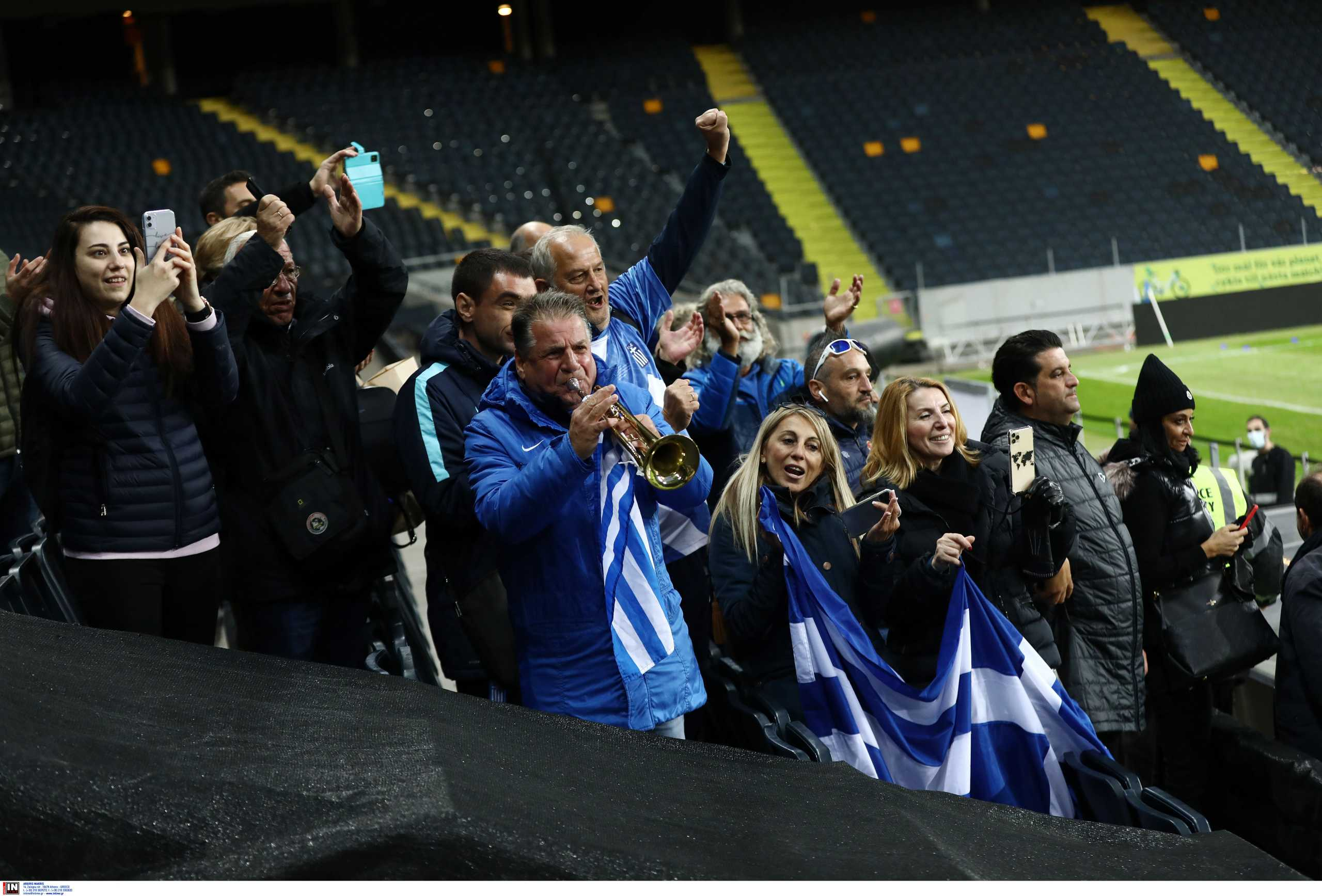 Προκριματικά Μουντιάλ 2022 – Ελλάδα: Πανέτοιμη και με στήριξη για τον «τελικό» στην έδρα της Σουηδίας