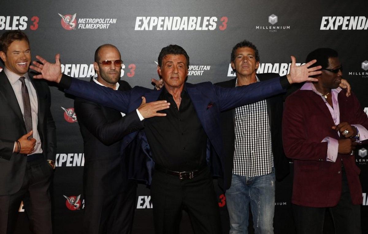 The Expendables 4: Ετοιμάζεται η Θεσσαλονίκη για τα γυρίσματα των «Αναλώσιμων» – 20 εκατ. η αξία της παραγωγής