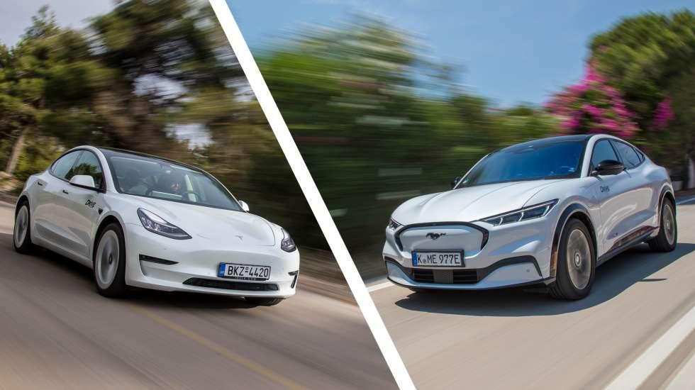 Ford vs Tesla: Δύο διαφορετικές όψεις του ίδιου νομίσματος