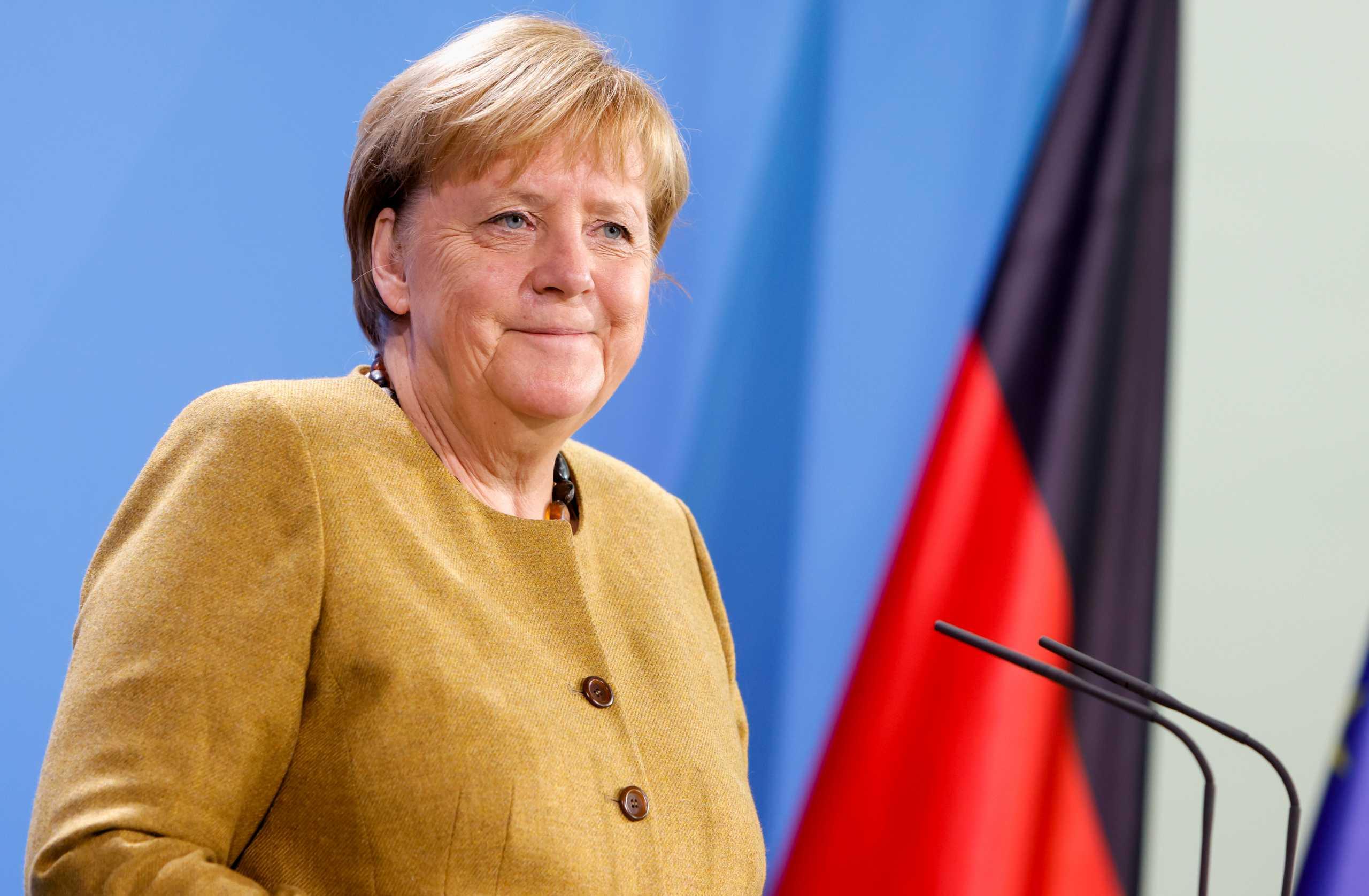 Άνγκελα Μέρκελ: Η Ευρώπη μπορεί να αντιμετωπίσει την άνοδο της Κίνας μόνο αν είναι ενωμένη