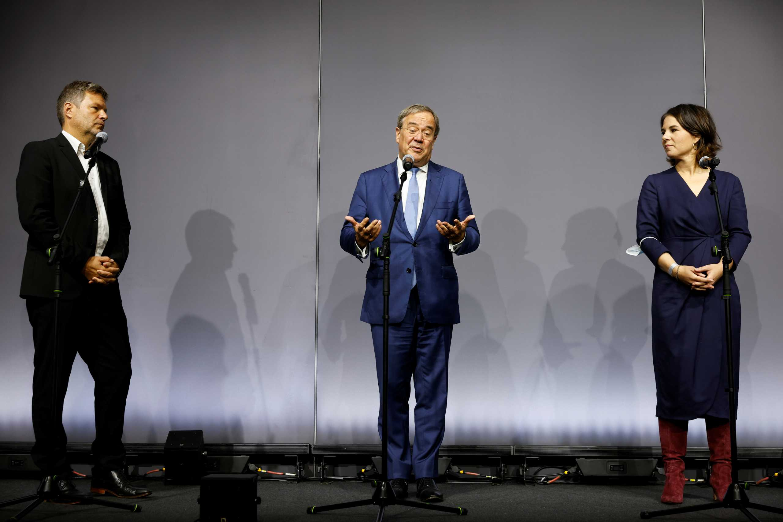 Γερμανία: Το CDU επιθυμεί διακαώς «συνασπισμό Τζαμάικα» αλλά ο Άρμιν Λάσετ παραμένει «ανεπιθύμητος»