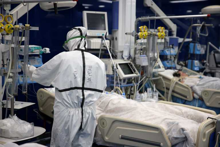 Κορονοϊός: Στη Βουλγαρία θα στέλνουν ασθενείς στο εξωτερικό