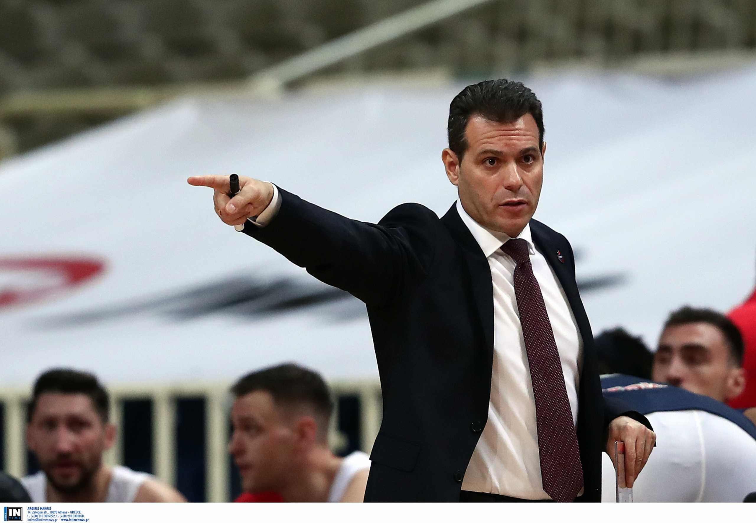 Δημήτρης Ιτούδης: «Συζητάμε να βρούμε λύση για την Εθνική»