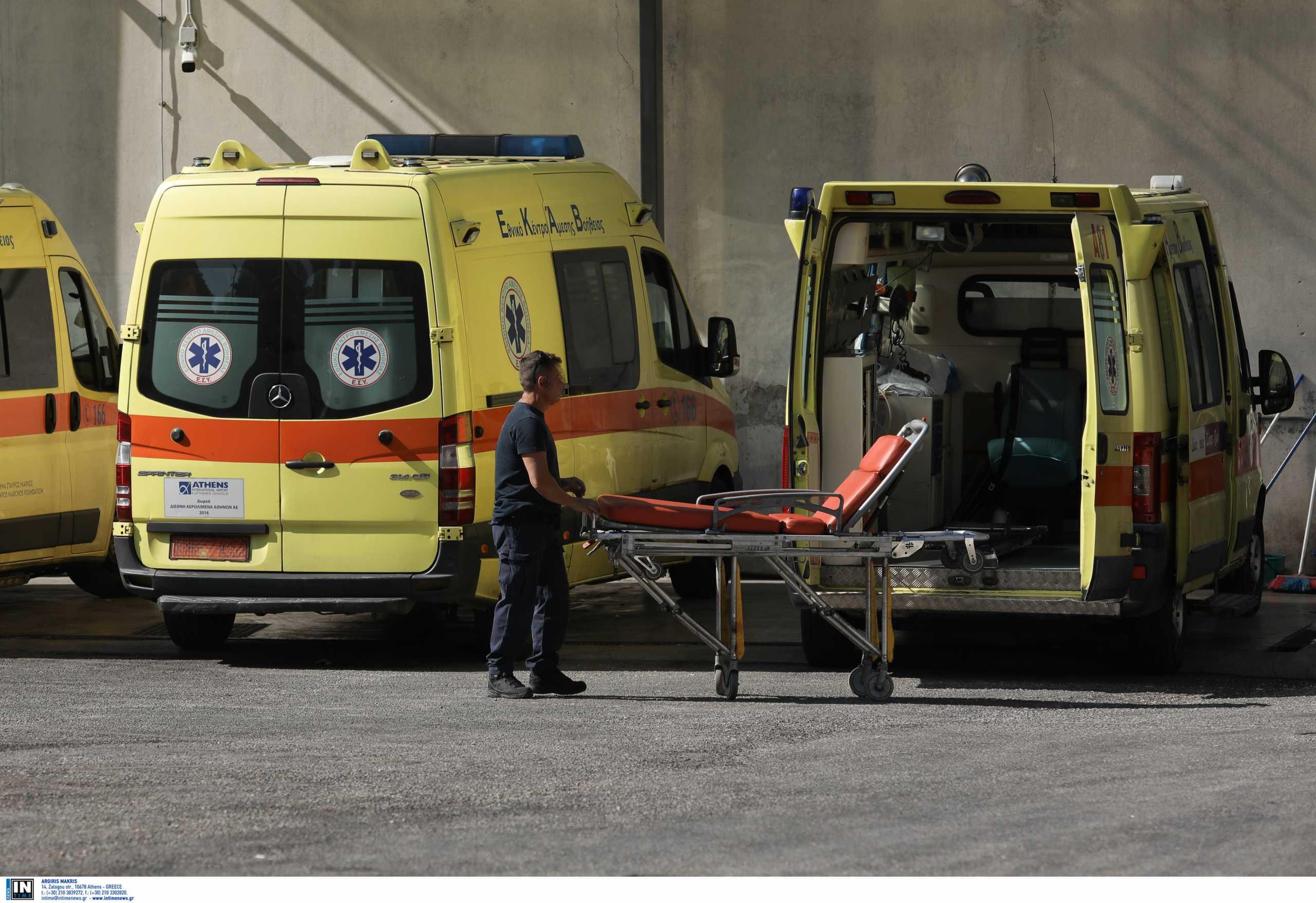 Θανατηφόρο τροχαίο στην Κρήτη – Το αυτοκίνητο έπεσε σε χαράδρα
