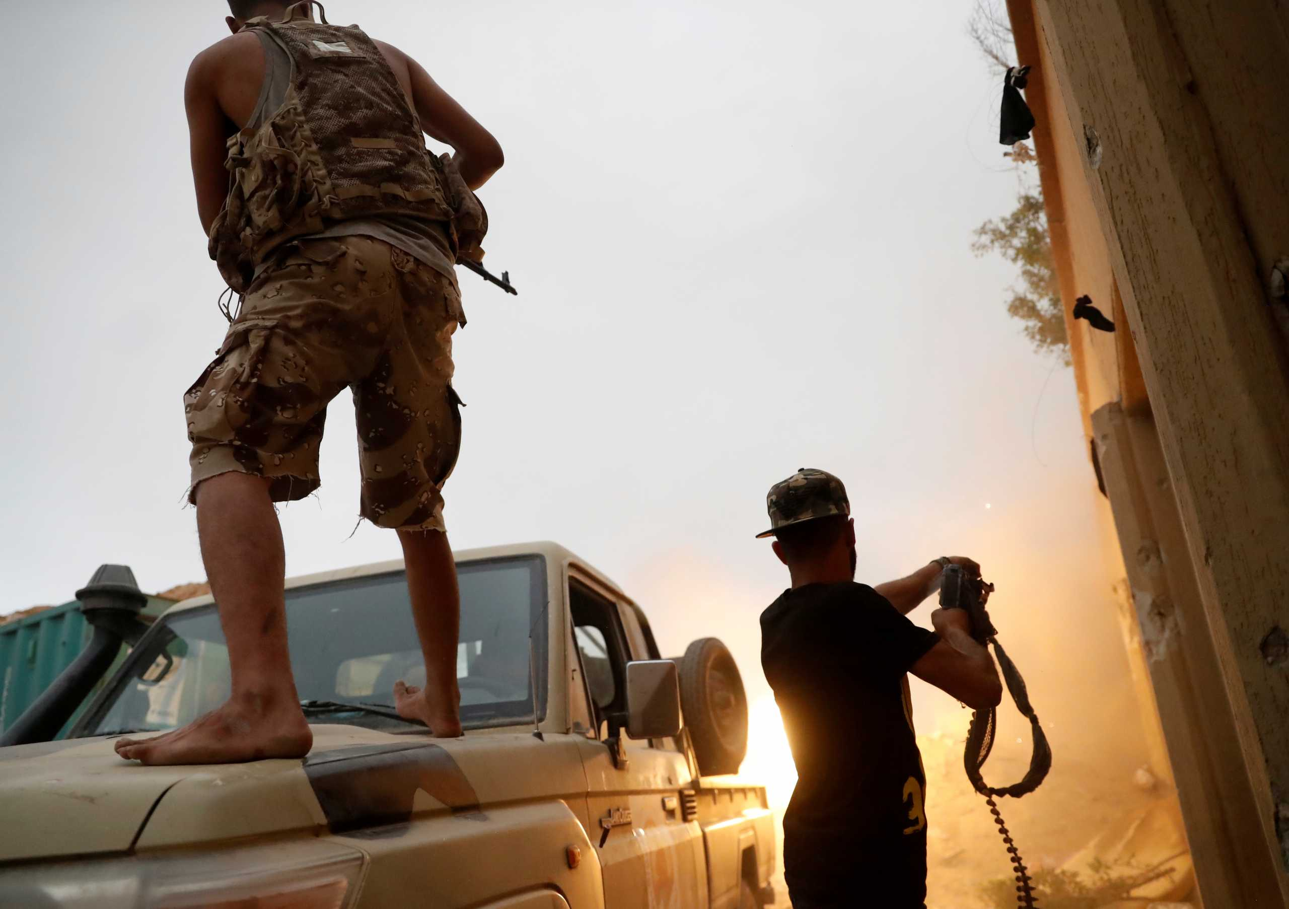 ΟΗΕ: Υπάρχουν αποδείξεις για εγκλήματα κατά της ανθρωπότητας στη Λιβύη