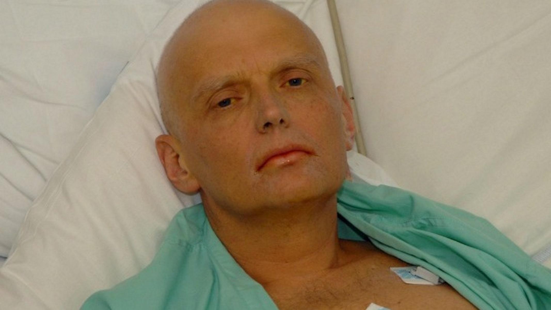Αλεξάντερ Λιτβινένκο: Ο Ντέιβιντ Τέναντ θα υποδυθεί τον νεκρό Ρώσο κατάσκοπο που δηλητηρίασε η Μόσχα