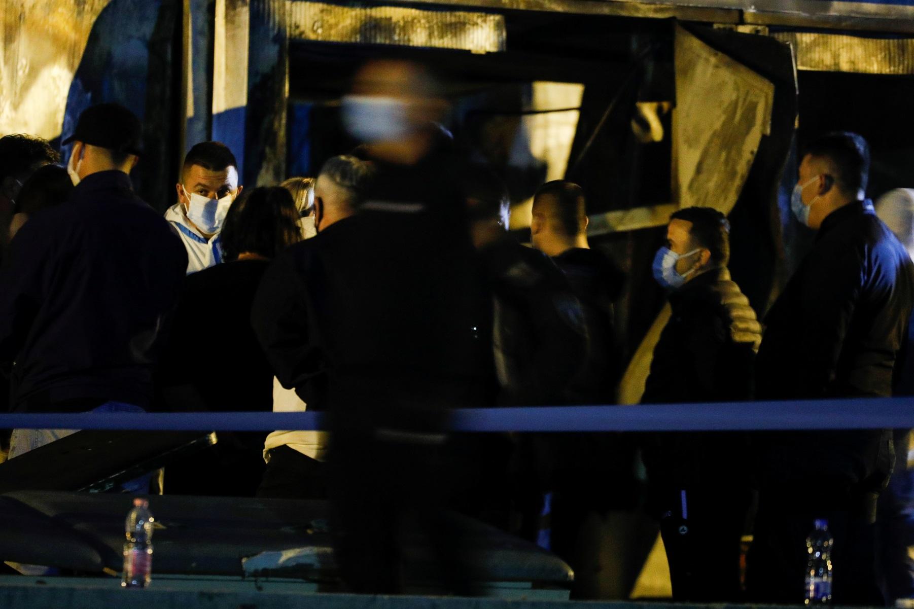 Βόρεια Μακεδονία: Βραχυκύκλωμα προκάλεσε την πυρκαγιά με 14 νεκρούς ασθενείς με κορονοϊό