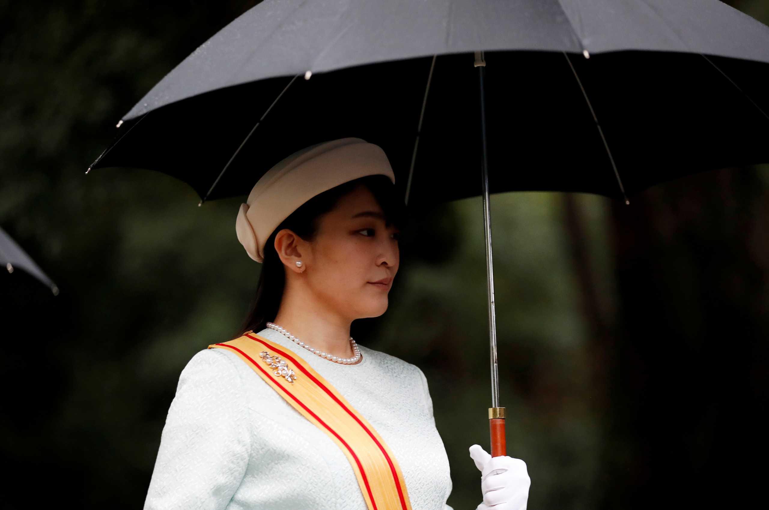 Η Ιαπωνία ετοιμάζεται για το γάμο της πριγκίπισσας Μάκο