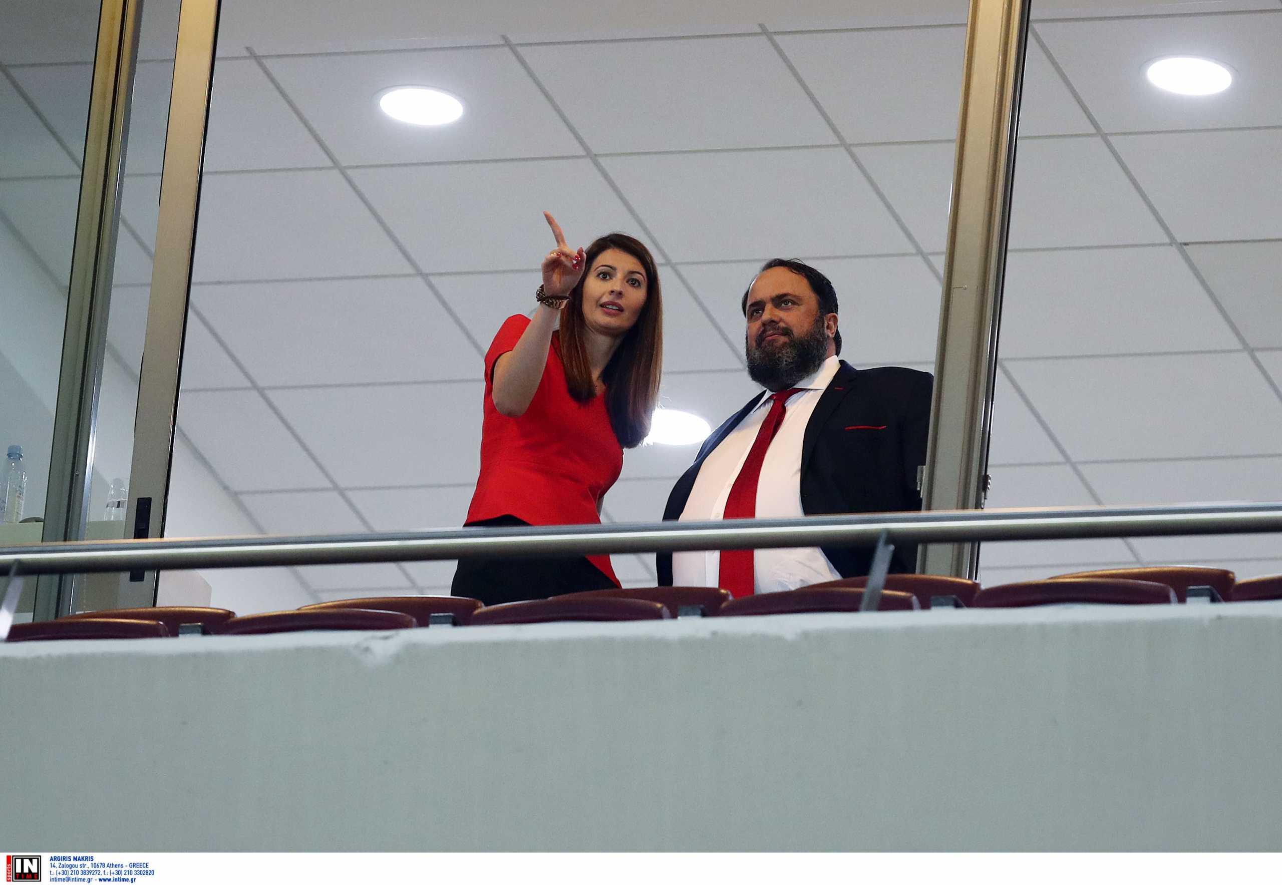 Ολυμπιακός – Λίνα Σουλούκου: «Ο Βαγγέλης Μαρινάκης δεν έχει ταβάνι»