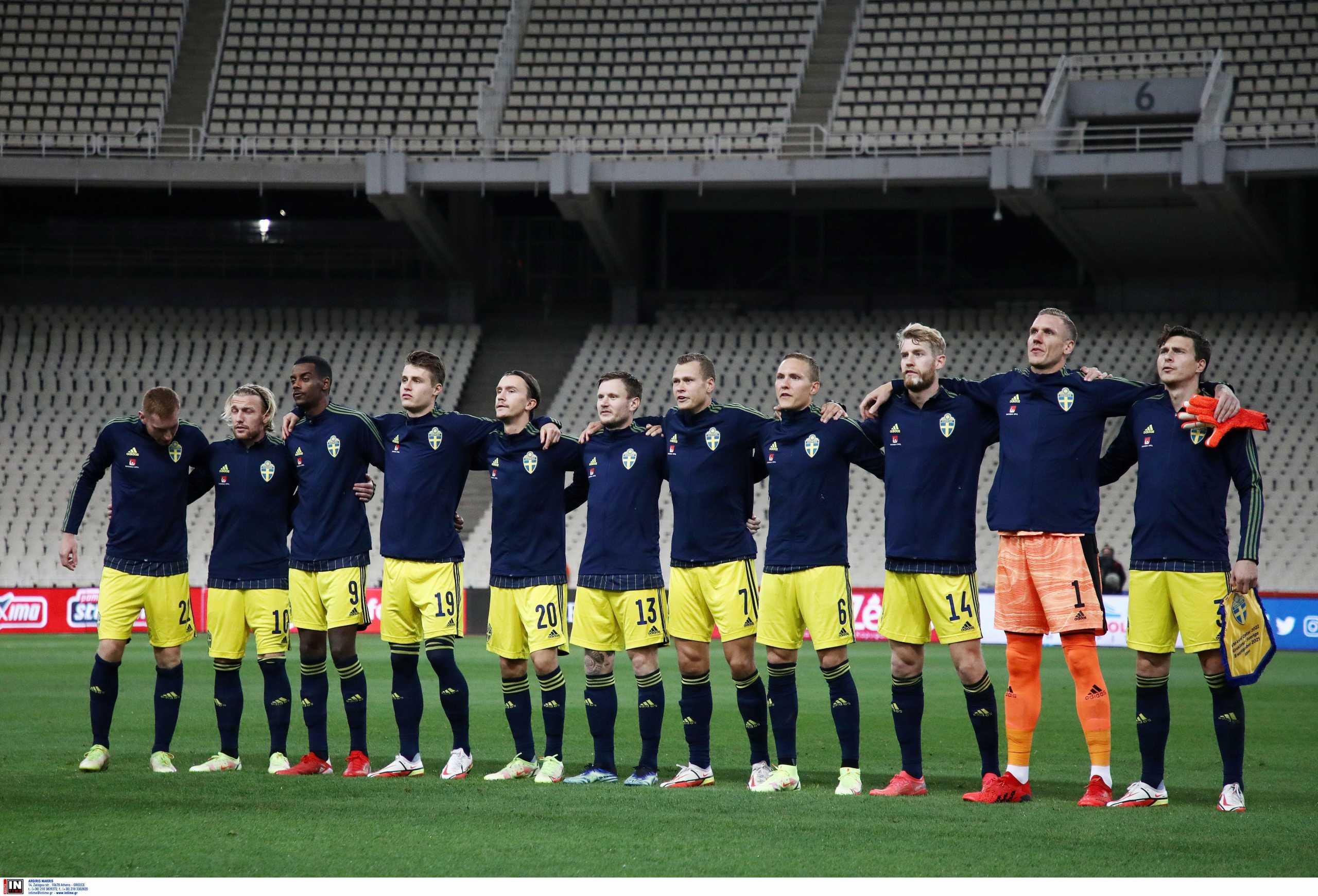 Προκριματικά Μουντιάλ 2022, Σουηδία – Ελλάδα: Ανακοίνωσε την ενδεκάδα ο Άντερσον