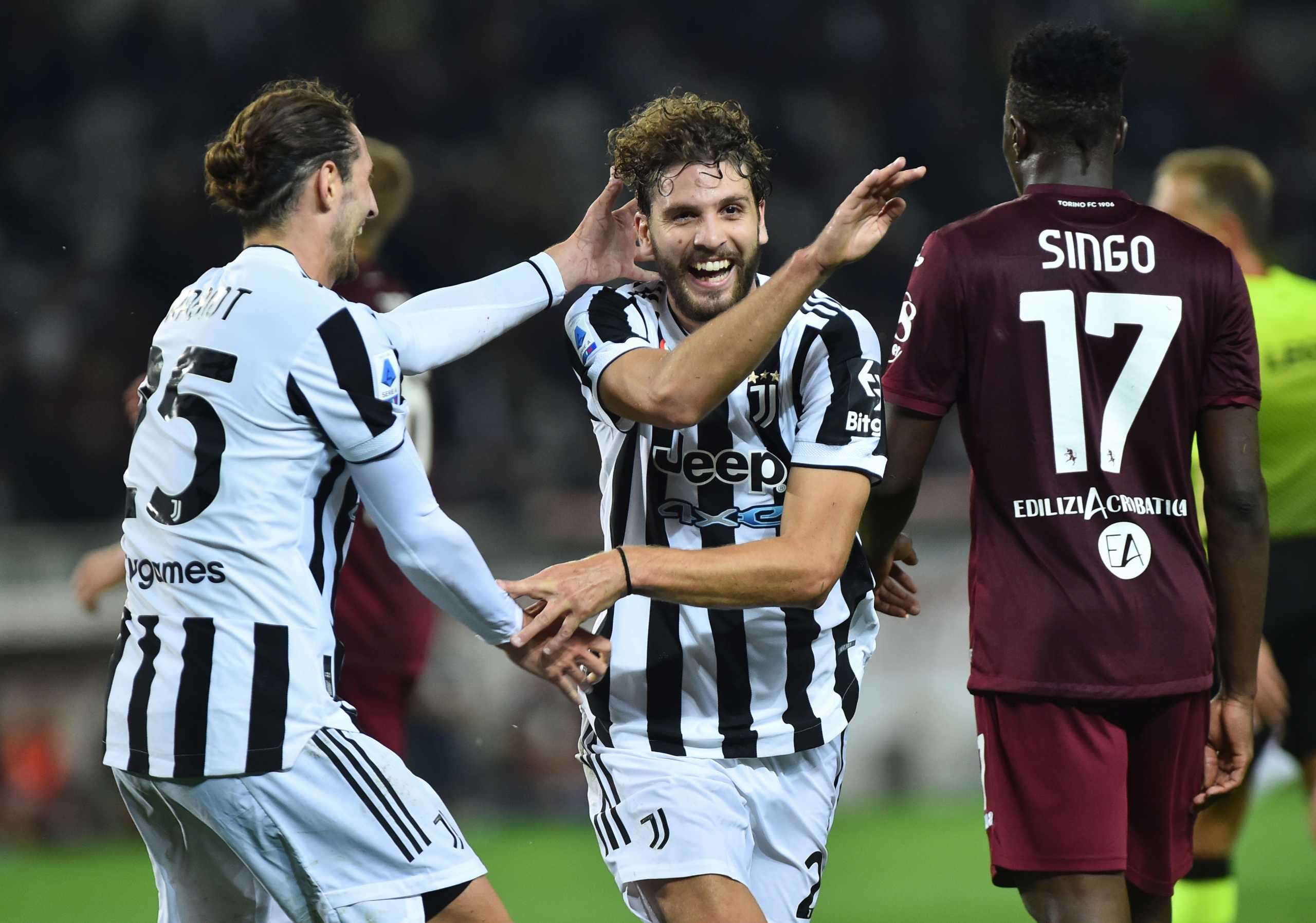 Serie A, Τορίνο – Γιουβέντους 0-1: «Ασπρόμαυρο» το ντέρμπι της πόλης