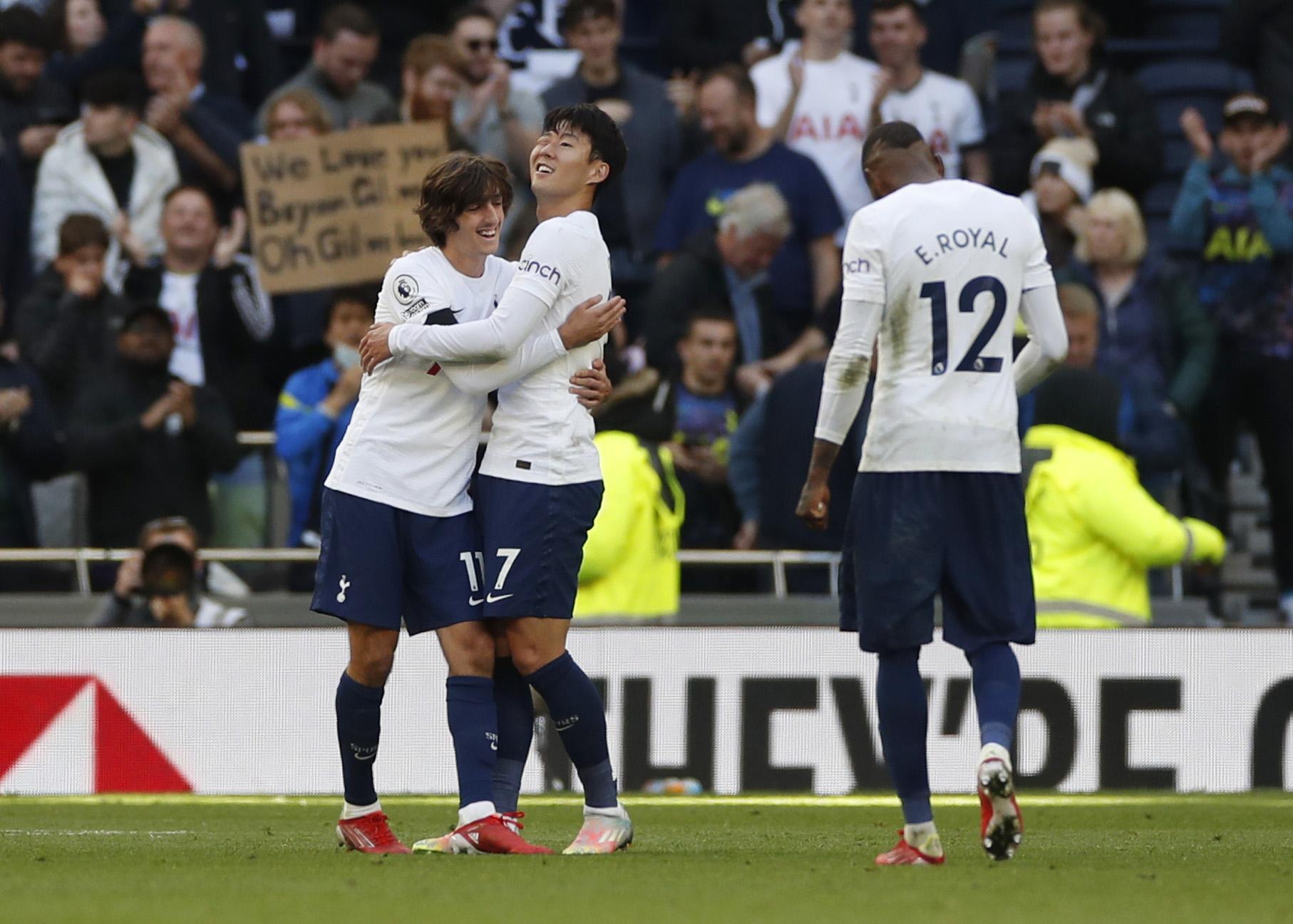 Premier League, Τότεναμ – Άστον Βίλα 2-1: Δυσκολεύτηκε αλλά επέστρεψε στις νίκες