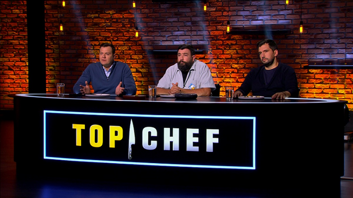 TOP CHEF: Κόψιμο επεισοδίων παρά τις αντιδράσεις