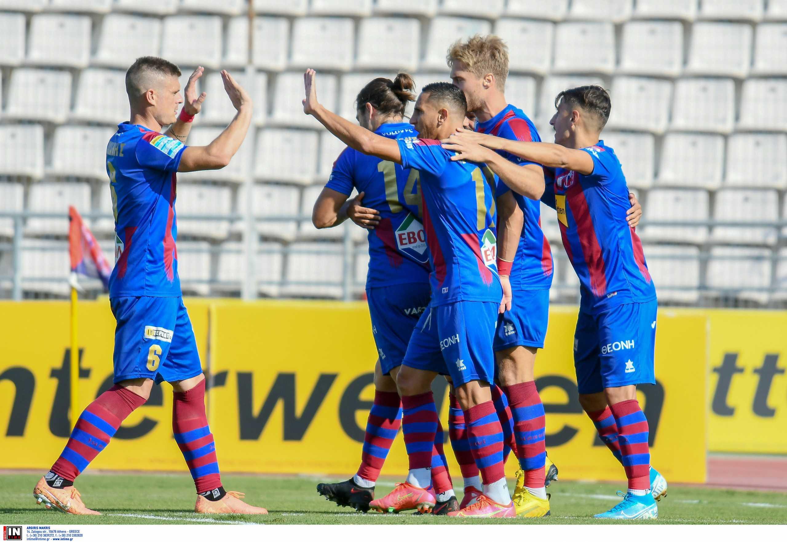 Superleague 1, Βόλος – Αστέρας Τρίπολης 2-1: Επιστροφή στις νίκες για τους Θεσσαλούς