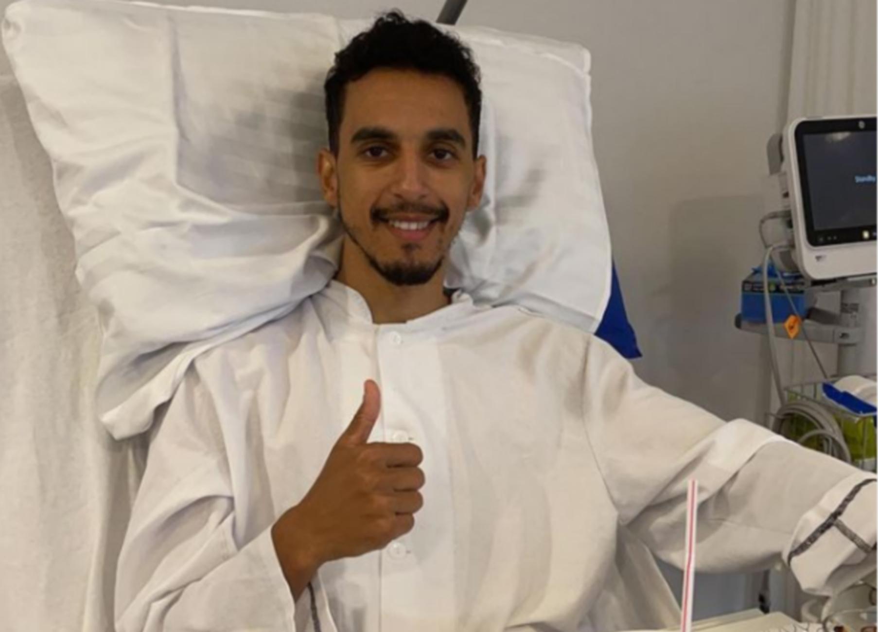 Κάρλος Ζέκα: Μήνυμα από το νοσοκομείο μετά την επέμβαση