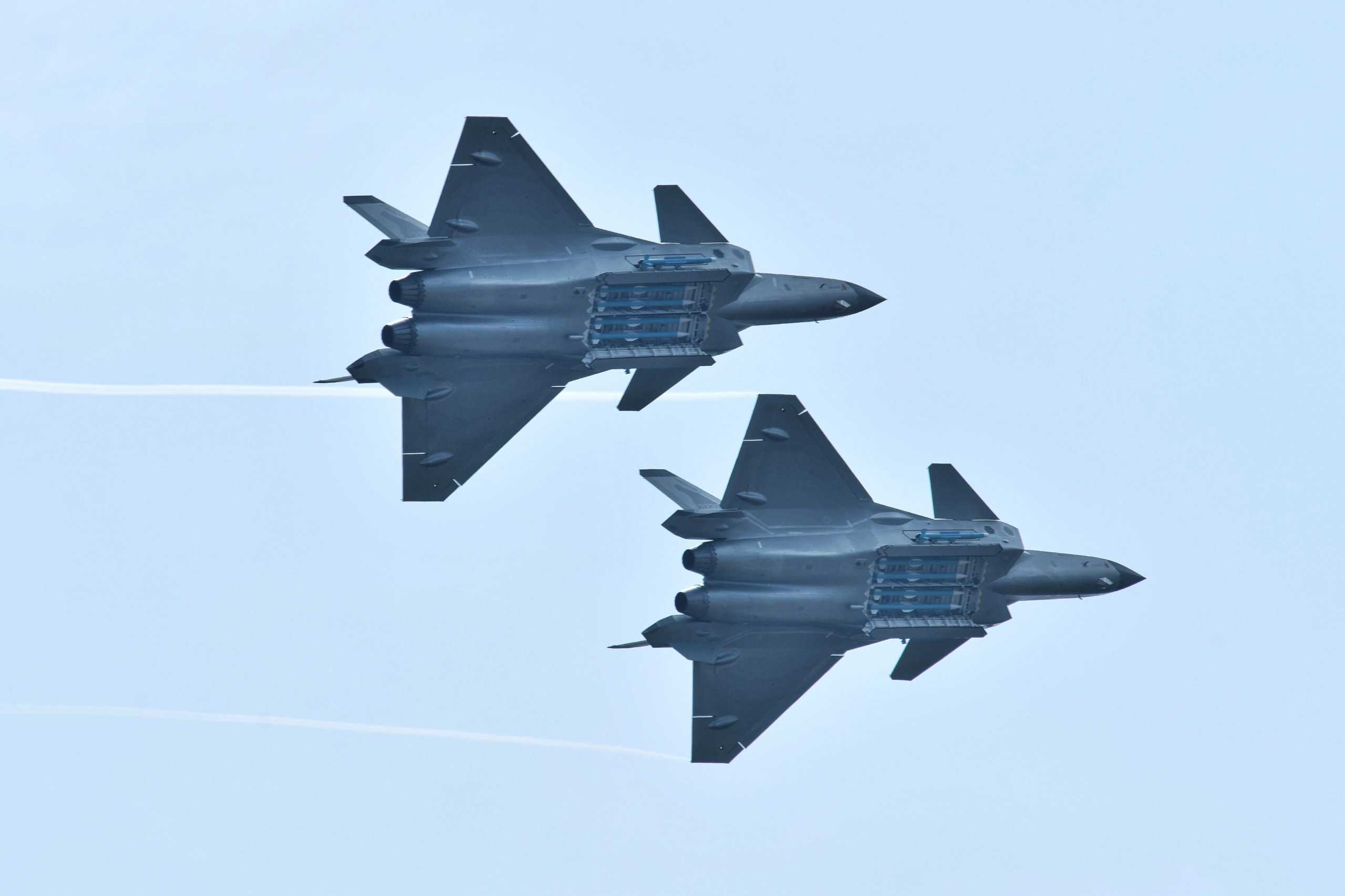 Ταϊβάν: Η Κίνα «έσπασε» και πάλι την αντιεροπορική ζώνη με 20 μαχητικά αεροσκάφη