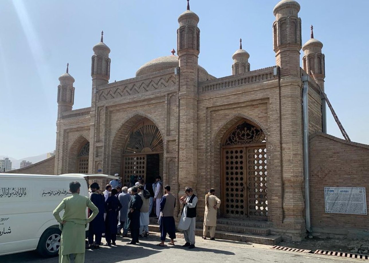 Αφγανιστάν: Ο ISIS την ευθύνη για το μακελειό σε τέμενος στην Καμπούλ