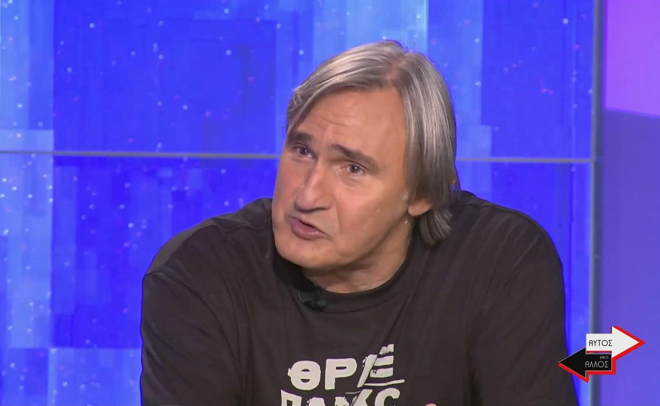 Άκης Σακελλαρίου: «Μπήκα ανάμεσα στους οπαδούς σε Άρης – ΠΑΟΚ»