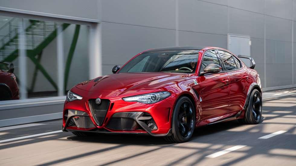Alfa Romeo Giulia GTA: Όνειρο ήταν και πάει…