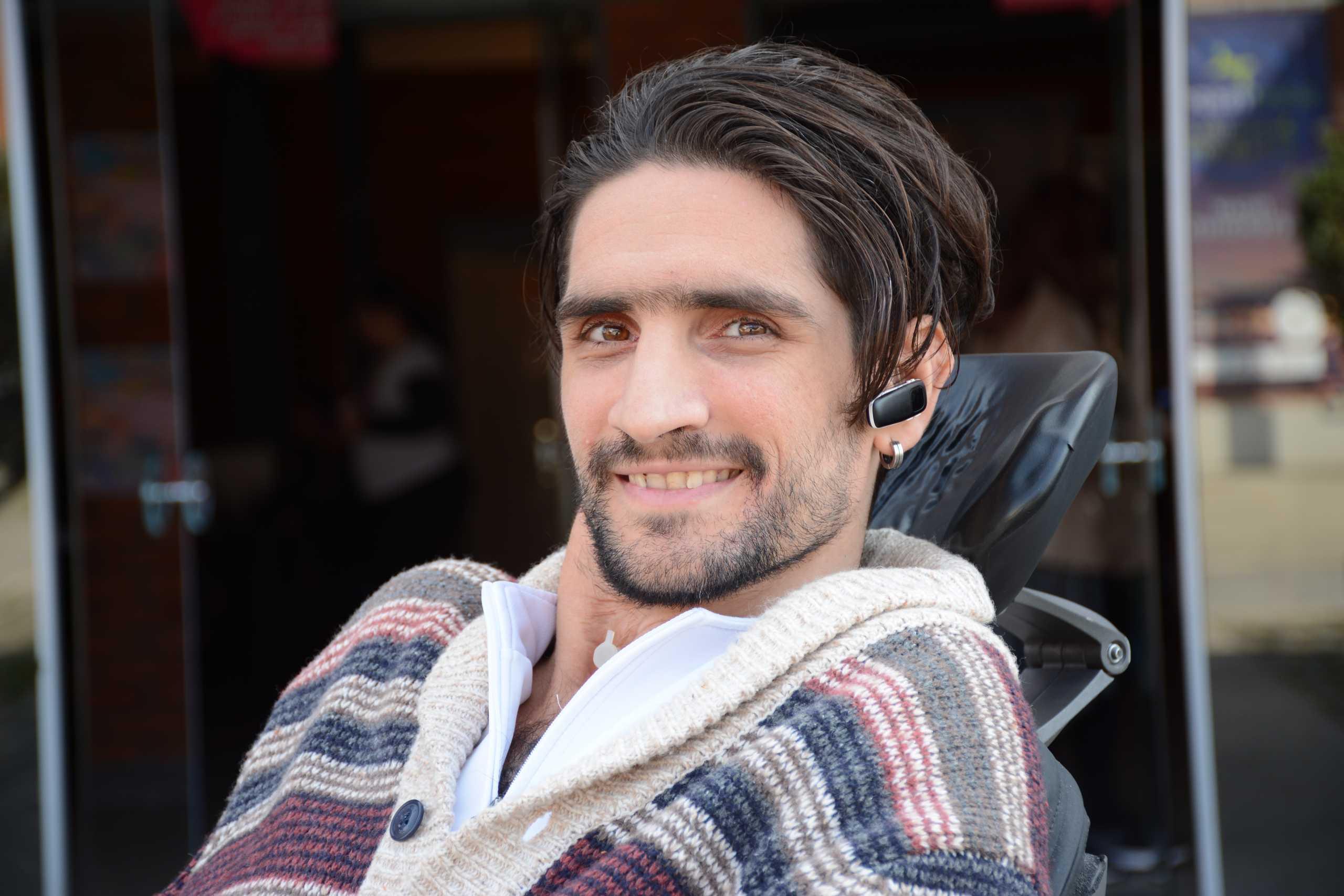 Δημήτρης Αντωνίου: Δείτε πως είναι σήμερα το παιδί που έμεινε ανάπηρο όταν παρασύρθηκε από αυτοκίνητο