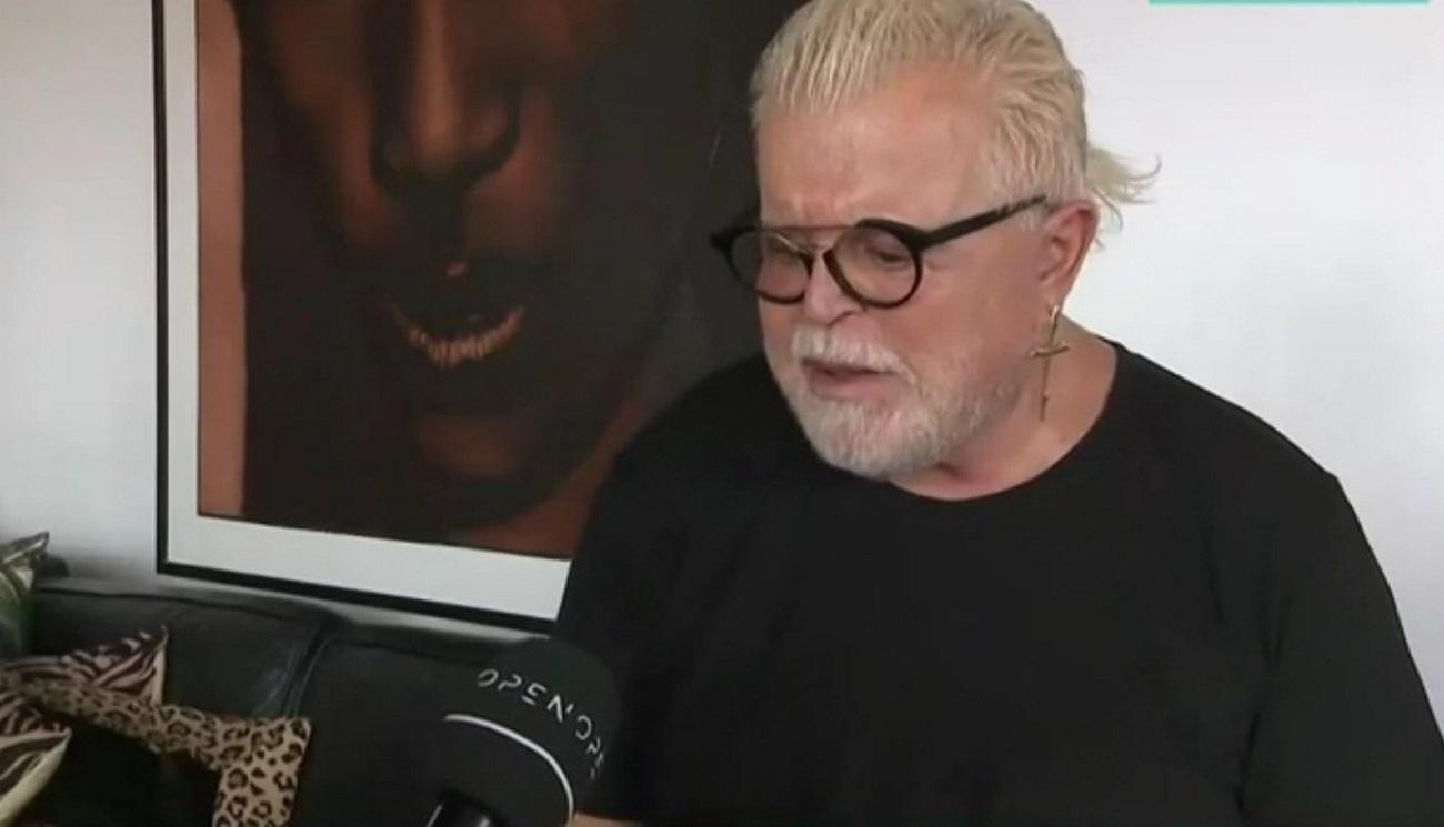 Νίκος Αποστολόπουλος: «Απεχθάνομαι βαριά το GNTM, βαριέμαι να το δω»