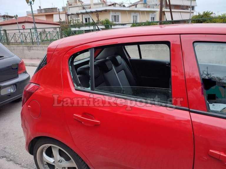 Λαμία: Βρήκαν στη σειρά σπασμένα τα αυτοκίνητά τους