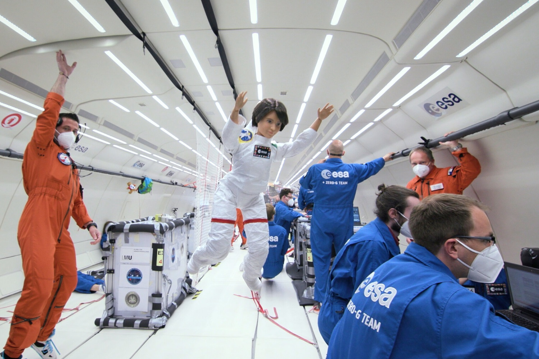 Πέταξε στο διάστημα η «Μπάρμπι» αστροναύτης - Είναι αφιερωμένη στην πρώτη Ιταλίδα αστροναύτη