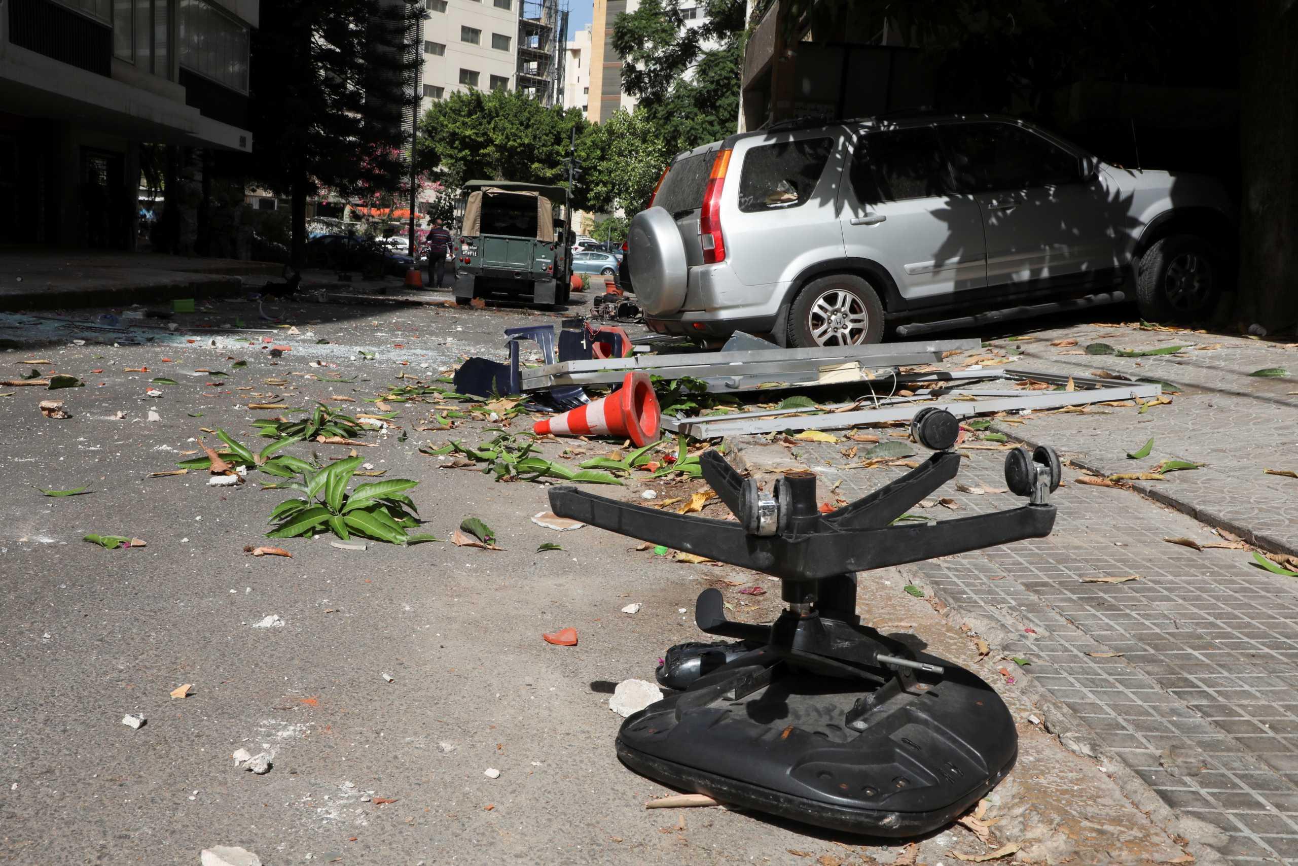 Λίβανος: Δύο εκρήξεις στη Βηρυτό - Ένας νεκρός και οκτώ τραυματίες από πυρά