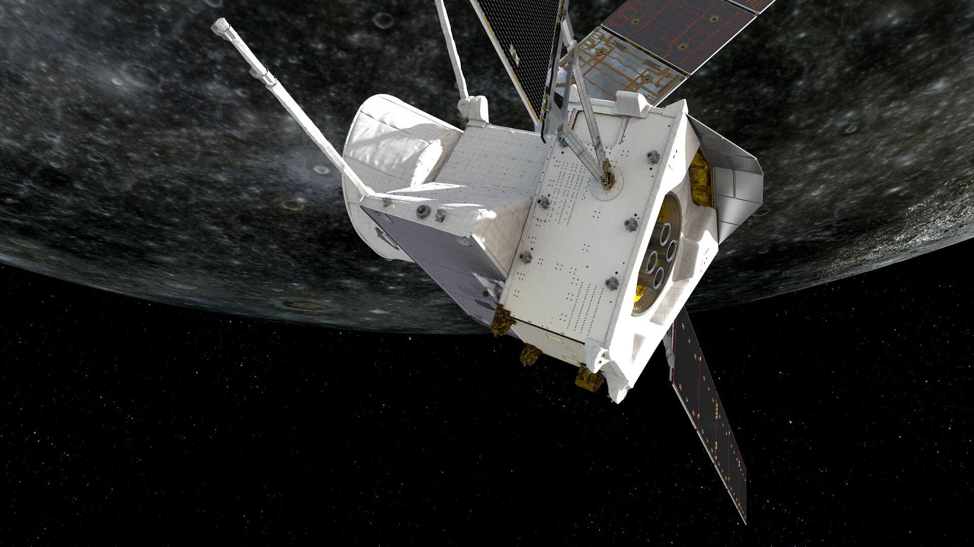 Στο Ερμή το διαστημικό σκάφος BepiColombo – Tο 2025 σε τροχιά γύρω από τον πλανήτη