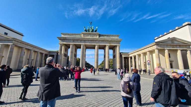 Το Βερολίνο είναι η τρίτη πιο δημοφιλής πόλη στην Ευρώπη