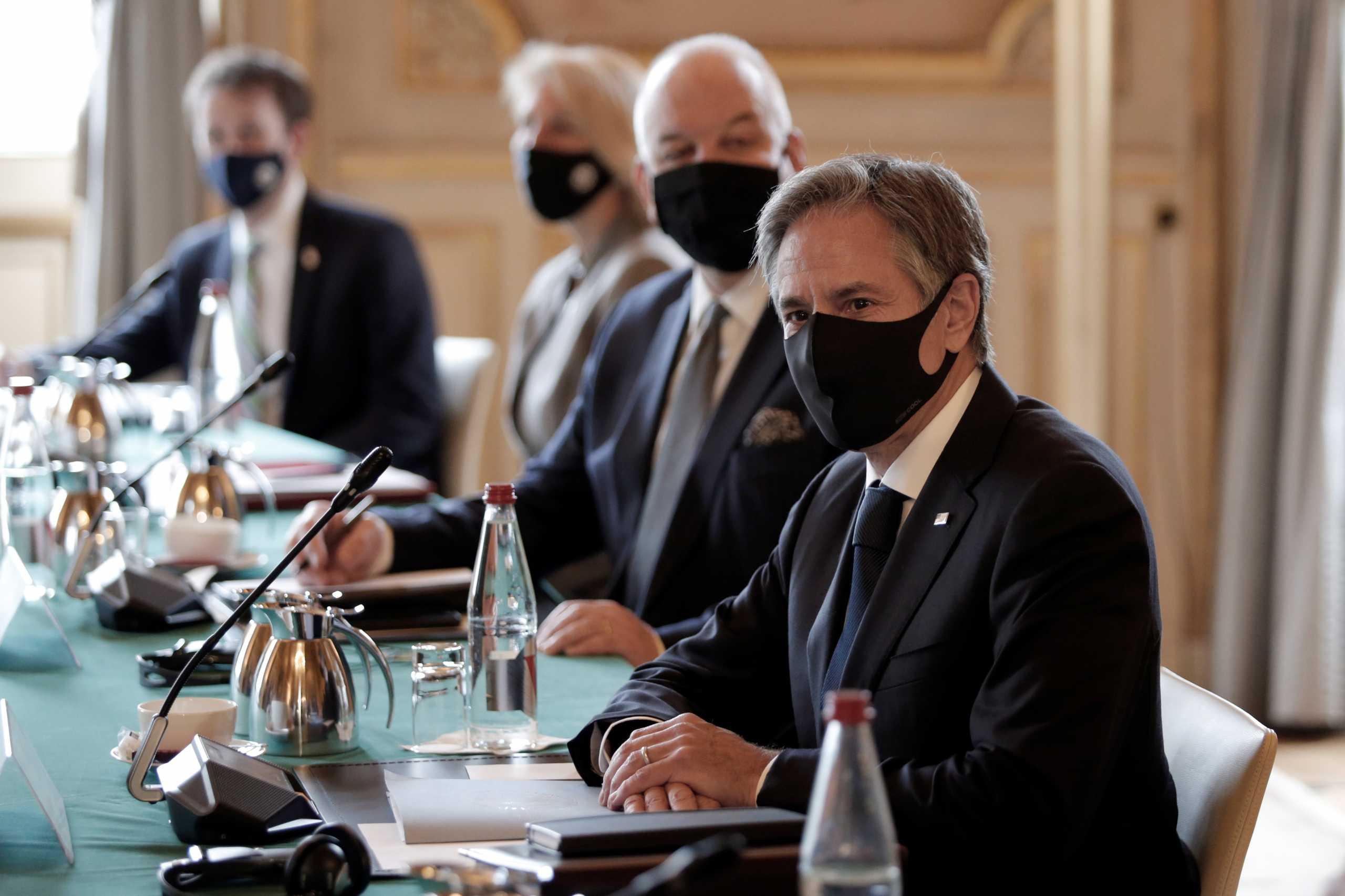 AUKUS: Εκτός ατζέντας συνάντηση Μακρόν-Μπλίνκεν στη Γαλλία
