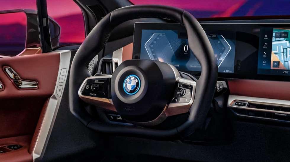 Η BMW επανεφευρίσκει το τιμόνι των αυτοκινήτων με ένα νέο επαναστατικό σχέδιο! (pics)
