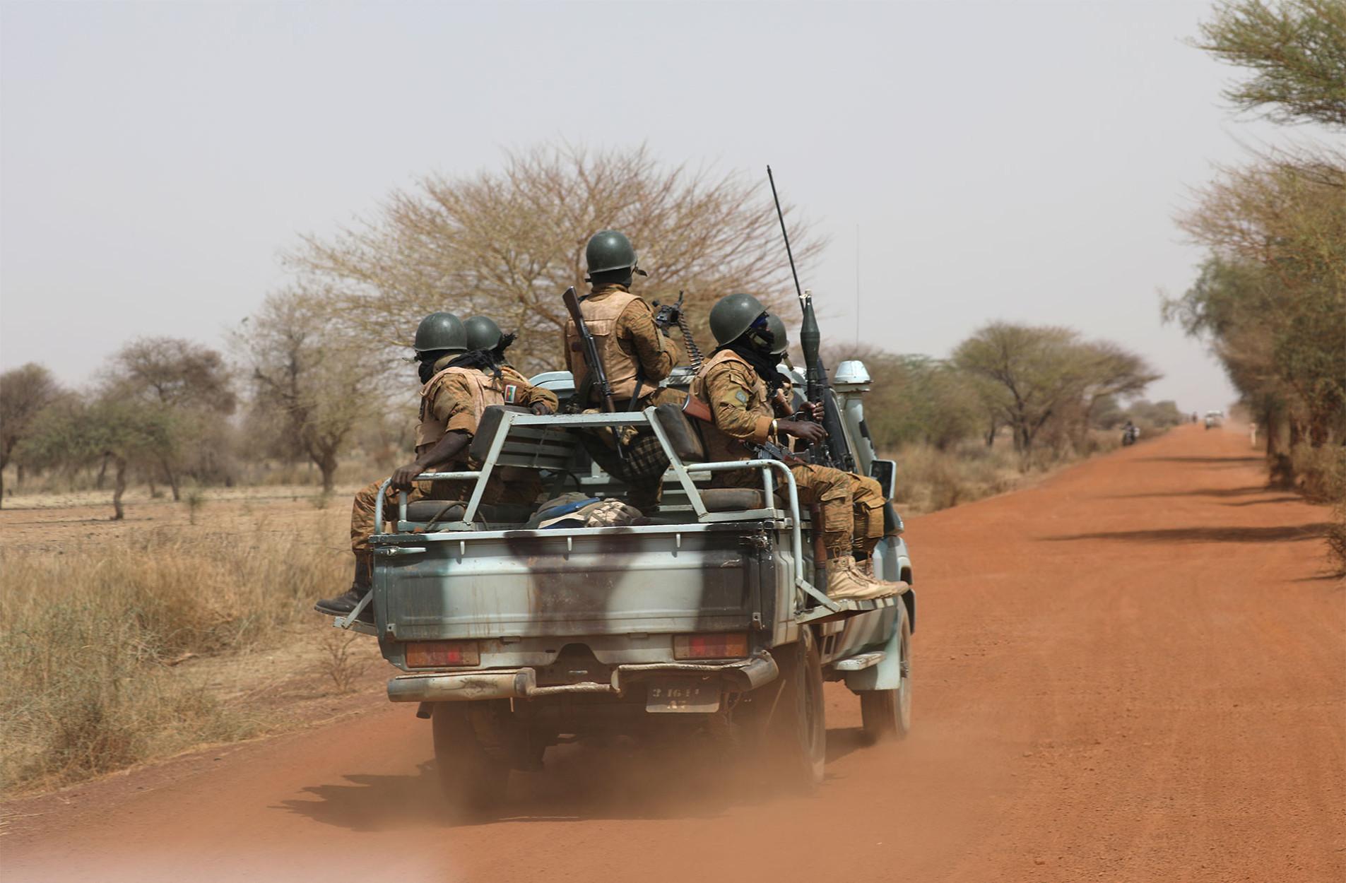 Μπουρκίνα Φάσο: 14 νεκροί σε συγκρούσεις στο βόρειο τμήμα της χώρας