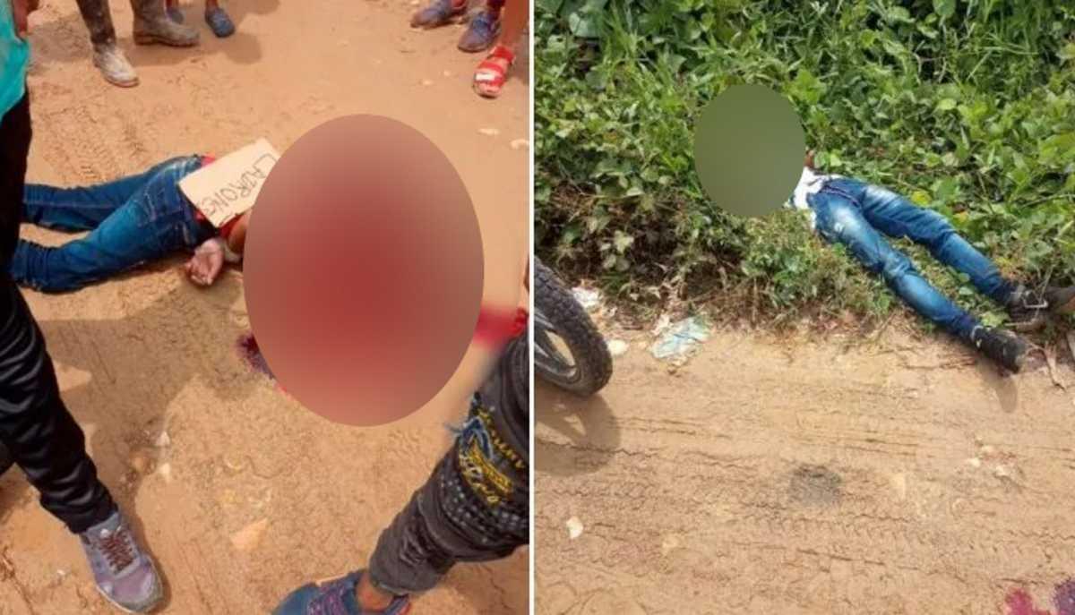Κολομβία: Ένοπλοι εκτέλεσαν δυο παιδιά επειδή τα έπιασαν να κλέβουν σε κατάστημα