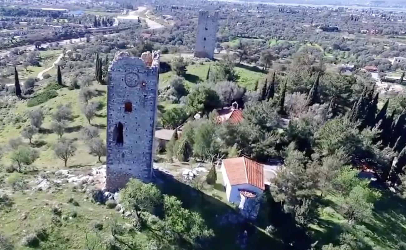 Οι «Δίδυμοι Πύργοι» της Ελλάδας και η άγνωστη ιστορία τους